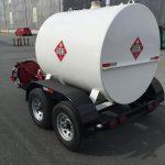 """1000 Gallon """"EZE-GAS"""" Refueling Trailer"""